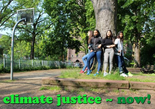 climatejusticenow