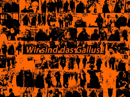 Wir sind das Gallus!